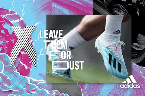 adidas Football prezanton koleksionin me ngjyra të mrekullueshme të atleteve të futbollit HARDWIRED