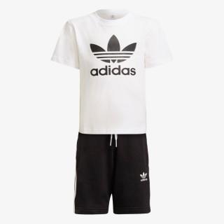 adidas Kostum SHORT TEE SET