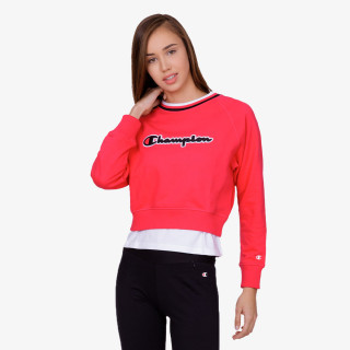 CHAMPION Bluza LADY ROCHESTER INSPIRED CREWNECK
