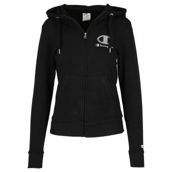 CHAMPION Bluza LADY PLAIN FULL ZIP HOODY