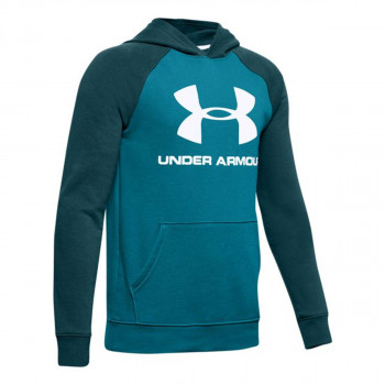 UNDER ARMOUR Bluza RIVAL LOGO HOODIE