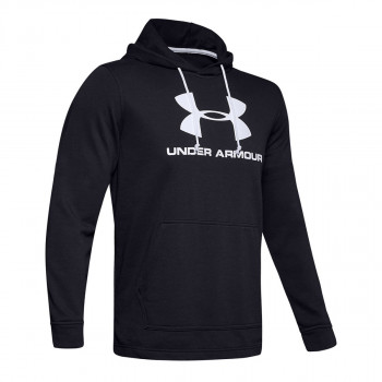 UNDER ARMOUR Bluza SPORTSTYLE TERRY LOGO HOODIE