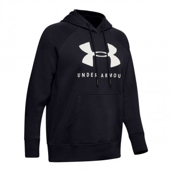 UNDER ARMOUR Bluza RIVAL FLEECE SPORTSTYLE GRAPHIC HOODIE