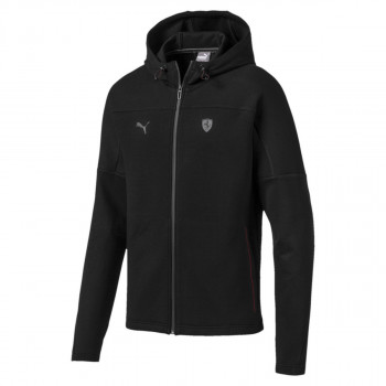 PUMA Bluza PUMA FERRARI HOODED SWEAT JACKET