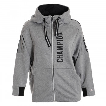 CHAMPION Bluza LADY SHINE FULL ZIP HOODY