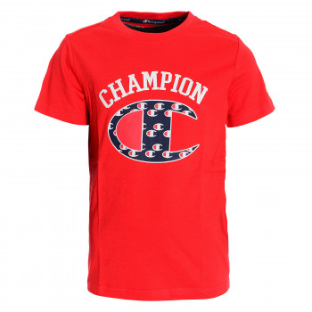 CHAMPION Bluzë URBAN LOGO T-SHIRT